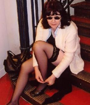 Reife Frau (44) aus Weinheim sucht Sex Kontakt